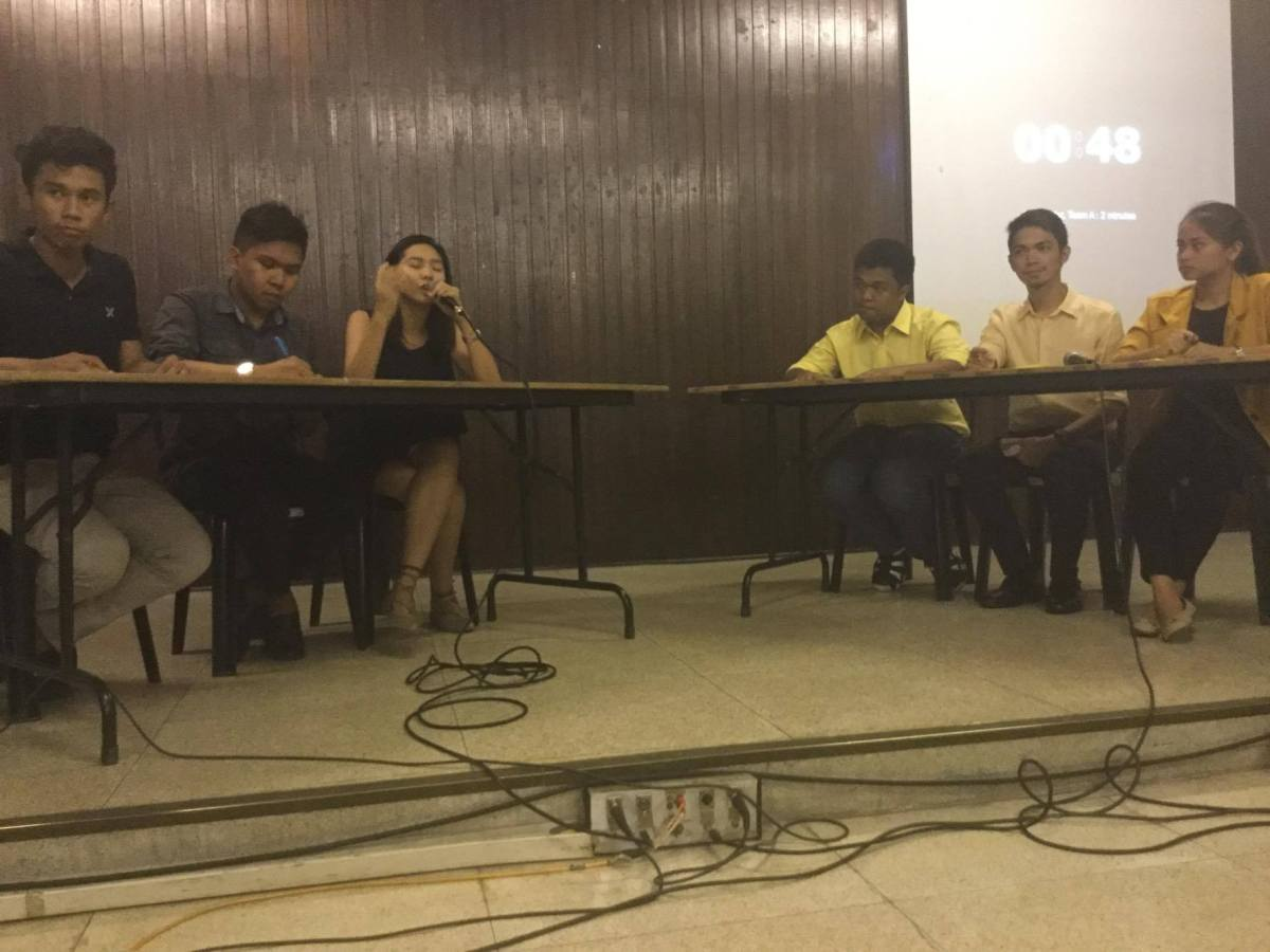 CMCSC parties debate right to organize