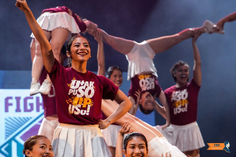 Nowhere to go but up: 2016 UP Pep Rally showcases reinforced alumni support