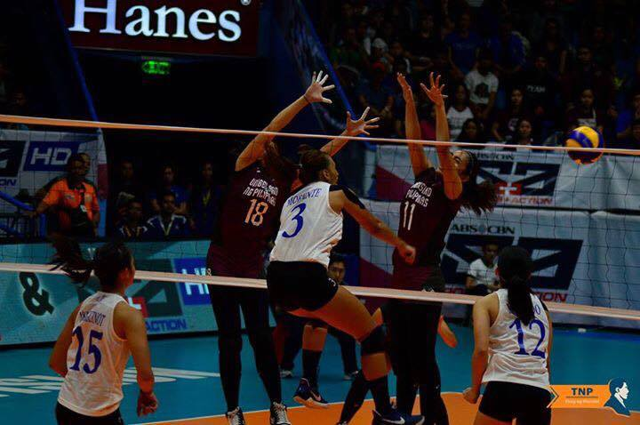 Ateneo sweeps Diliman volley squads, Lady Maroons suffer first defeat