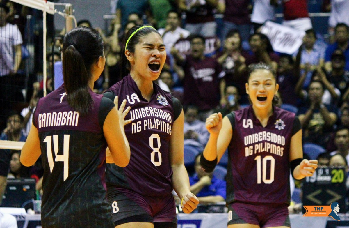 UP strengthens Final Four bid, dominates NU