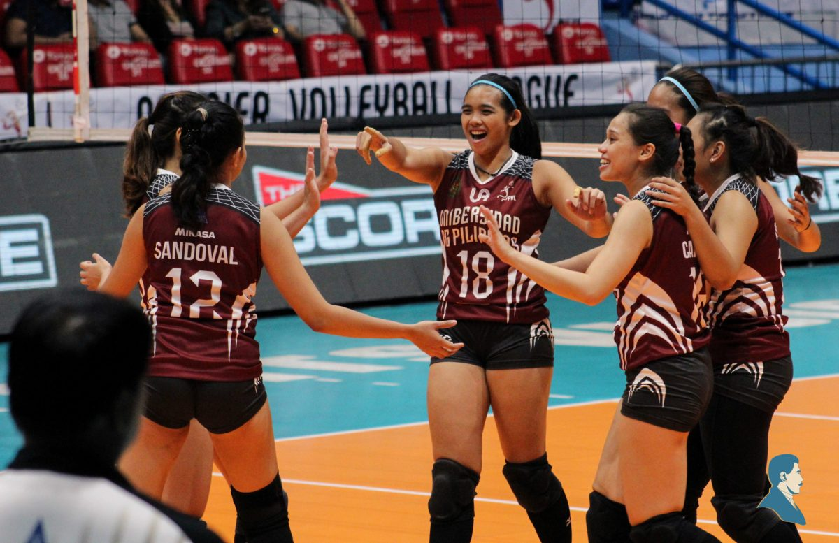 UP makes quick work of CSB for second win