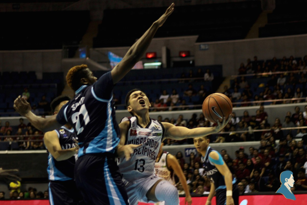 UP falters against Adamson, slides to fifth place