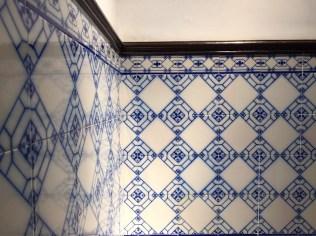 Azulejos in der Igreja Sao Francisco in Porto