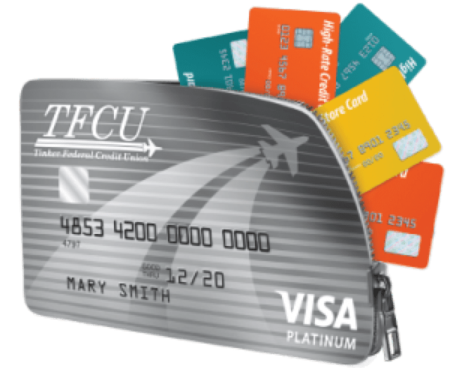 Transfer High Interest Balances To A Tfcu Credit Card And Save