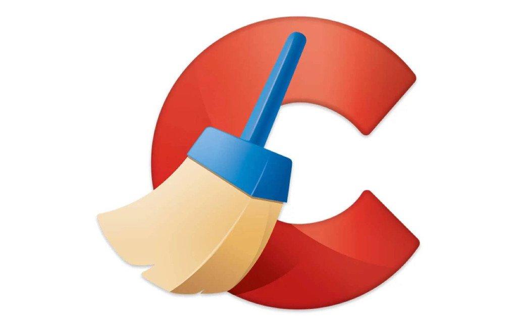 El logo de CCleaner