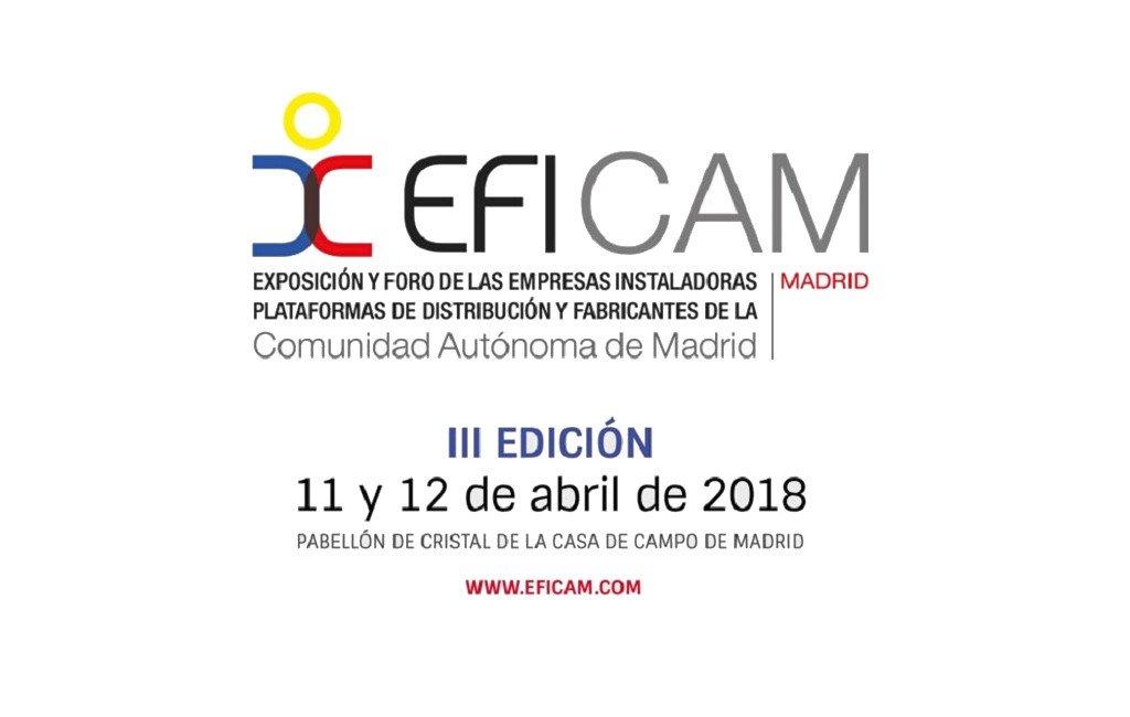 Logo EFICAM 2018