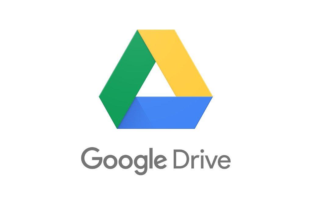 Logo de Google Drive