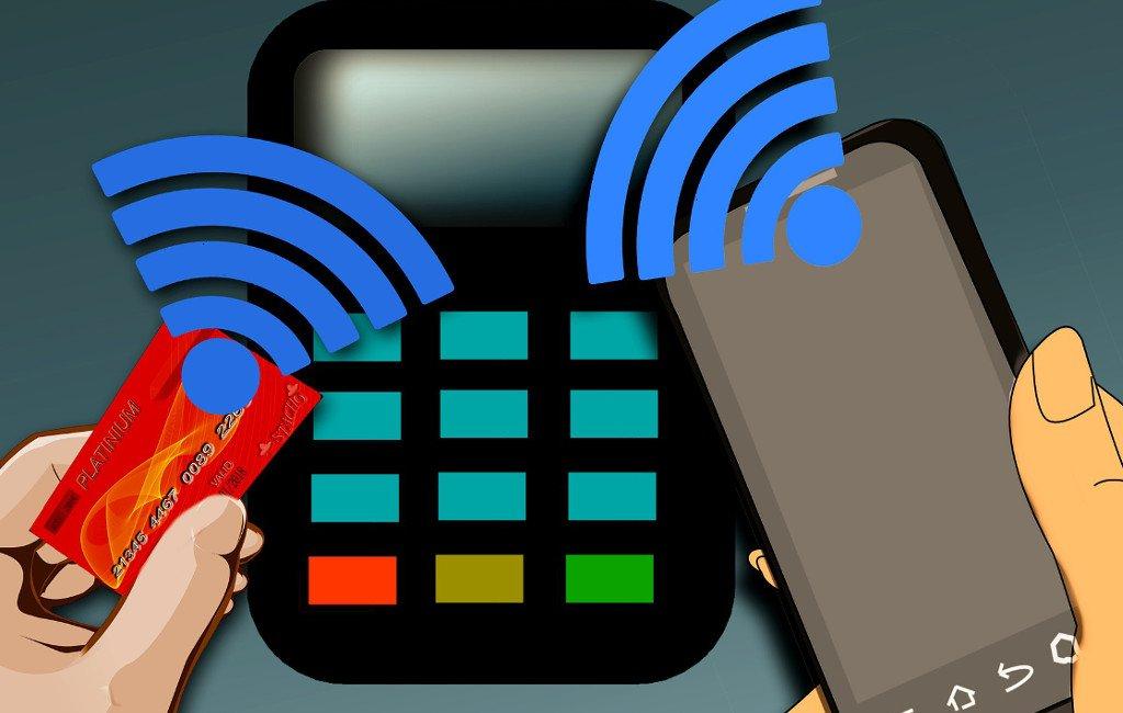 Usar el móvil para hacer un pago