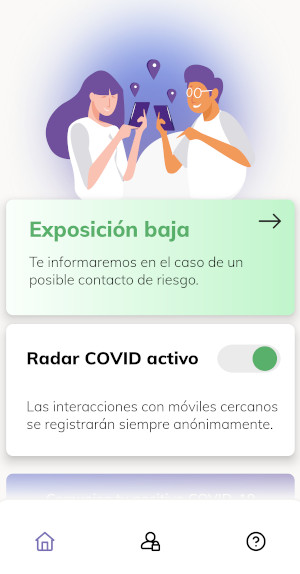 Radar COVID, información general