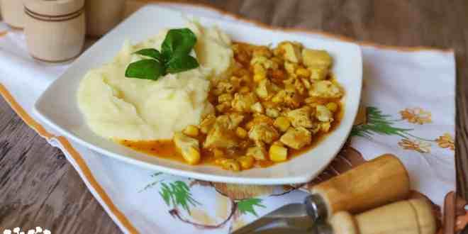 Kukuričkový guláš