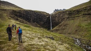 Nature and Culture, Flögufoss, Iceland, day tours, guided tours, super jeep tours.
