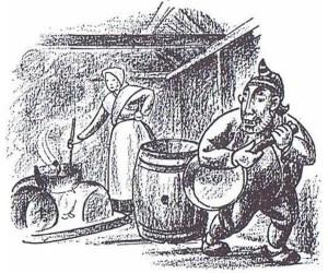 jule-lad, jule-lads, iceland, Icelandic myth
