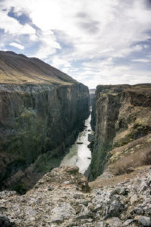 Hafrahvammagljúfur, East Iceland, Iceland, canyon, guided tours, day tours, super jeep tours,