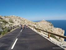 Erreichbar nah lag unser Ziel für heute: Kap Formentor