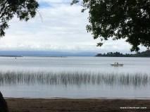 .... und immer wieder Blick auf den See