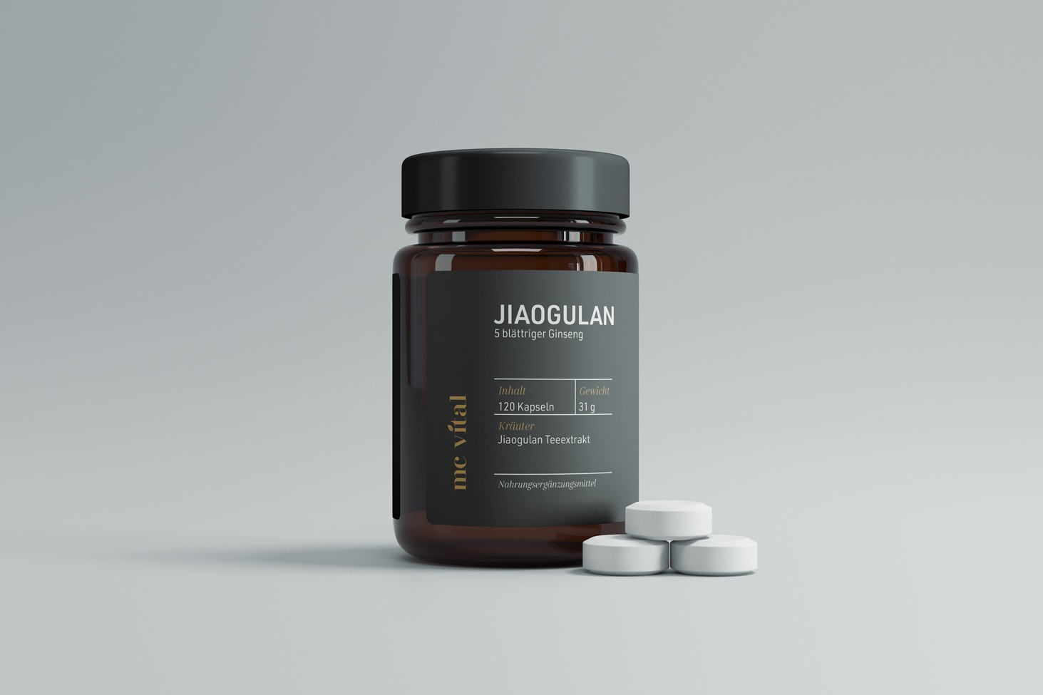 Grafik-Design Mockup Produkt Verpackung