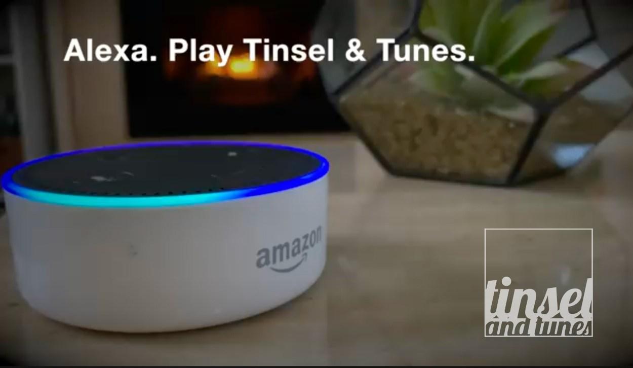 Alexa Christmas Music