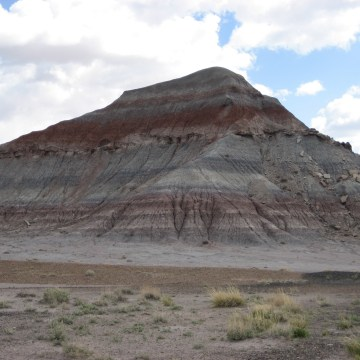 Petrified Forest N.P.- The Tepees