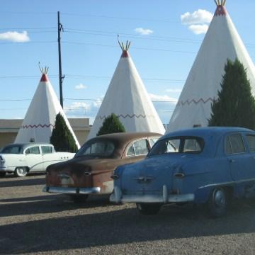 Rt 66- Famous Wigman Motel(2), Holbrook, AZ