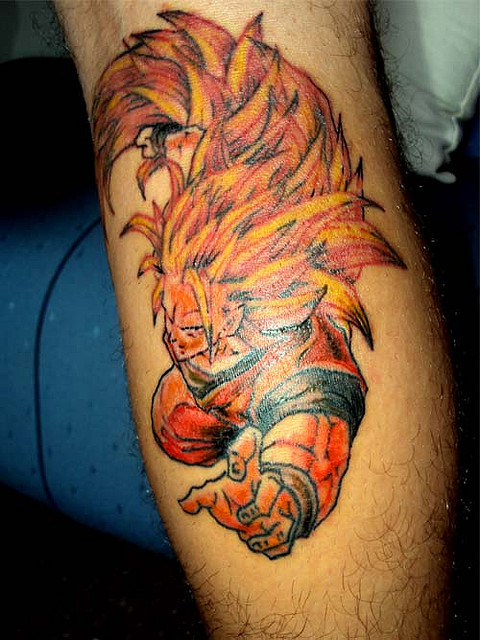 44 tatuagens de Dragon Ball (33)