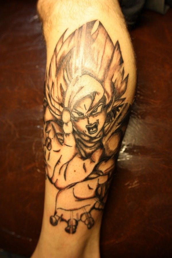 44 tatuagens de Dragon Ball (23)