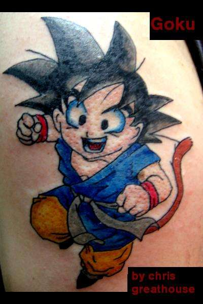 44 tatuagens de Dragon Ball (19)