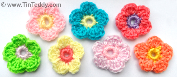 TTCrochetFlowersFinished