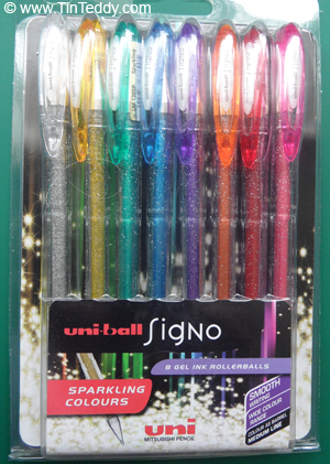 Signo Gel Pens from Uniball