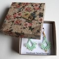 Tin Teddy Earrings Box Tutorial