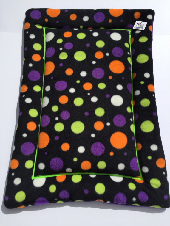 Hocus Pocus Dog Bed by ComfyPetPads