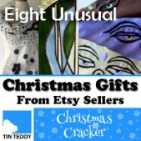 Eight Unusual Christmas Gifts from Etsy Sellers