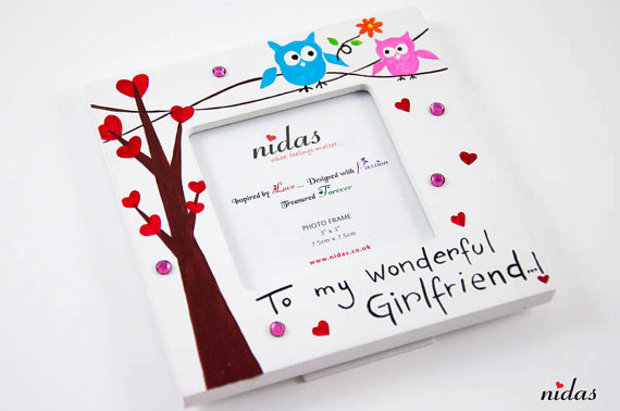 Valentine's Frame by NidasDesigns