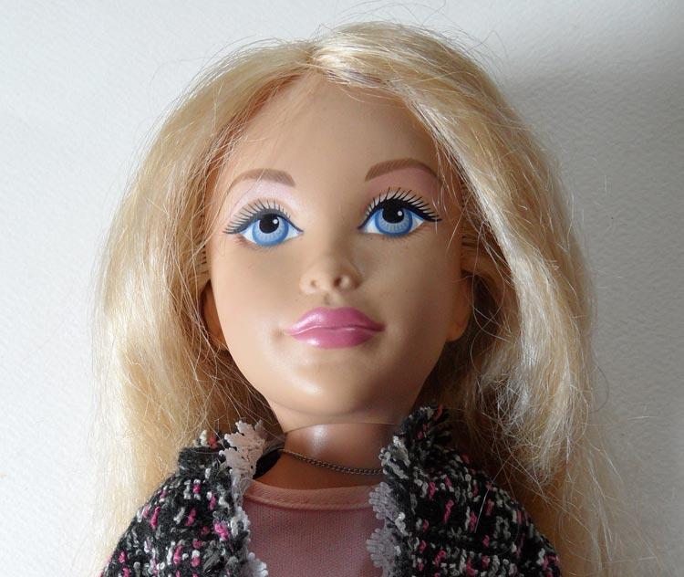 Mattel Teen Trend Doll - Gabby