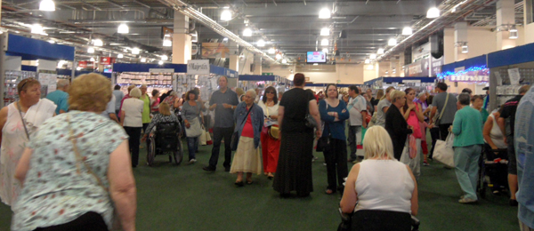 Summer Crafting at Doncaster 2015 – Show Report