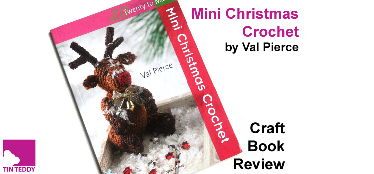 Mni Crochet Christmas by Val Pierce