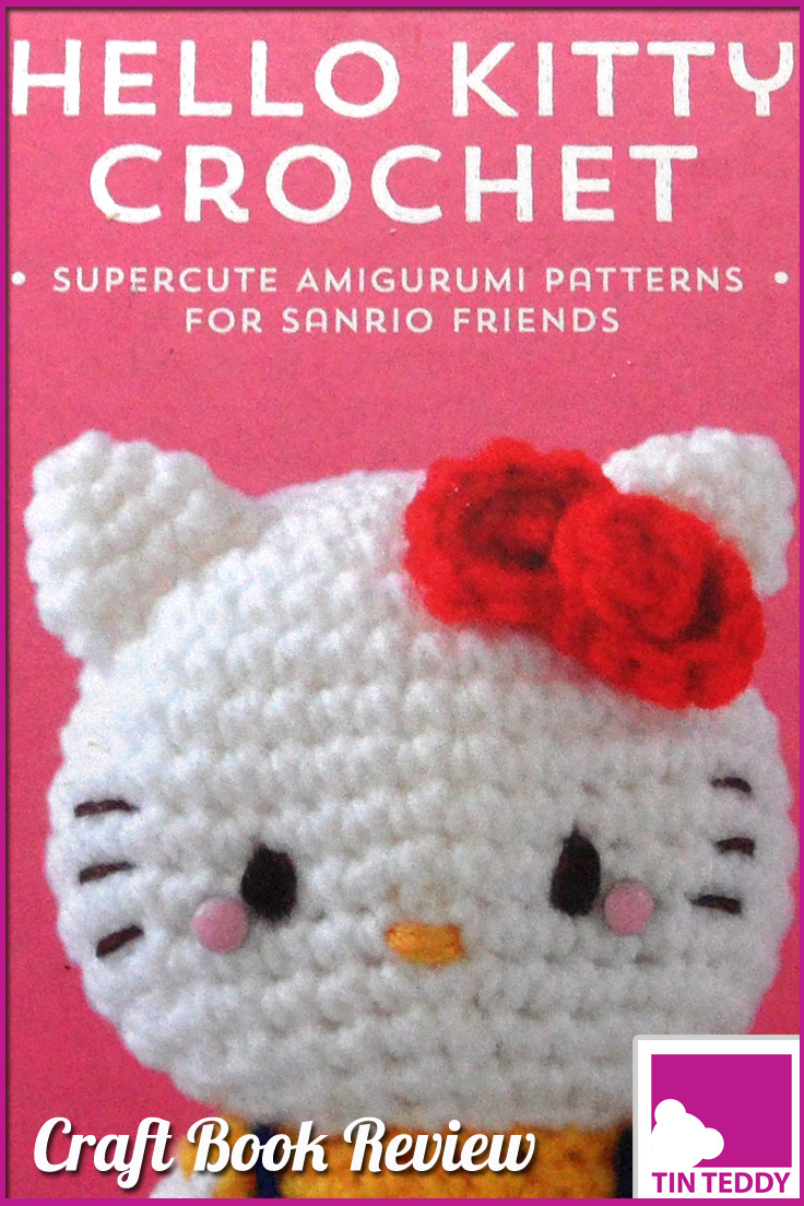 Illustrated review of the book, Hello Kitty Crochet by Mei Li Lee.  Super cute amigurumi patterns of your Hello Kitty favourites.