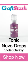 Tonic Nuvo Drops Violet Galaxy at CraftStash.co.uk