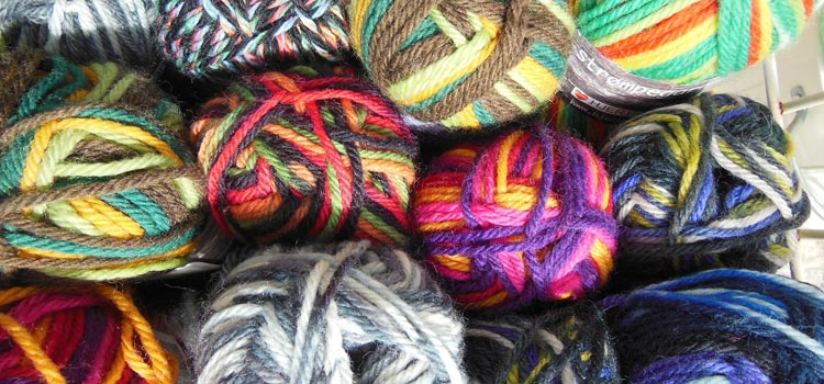 Beautiful, quality yarn for beautiful, quality products