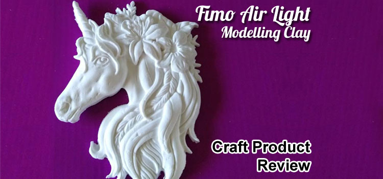 Fimo Air Light Modelling Clay Review