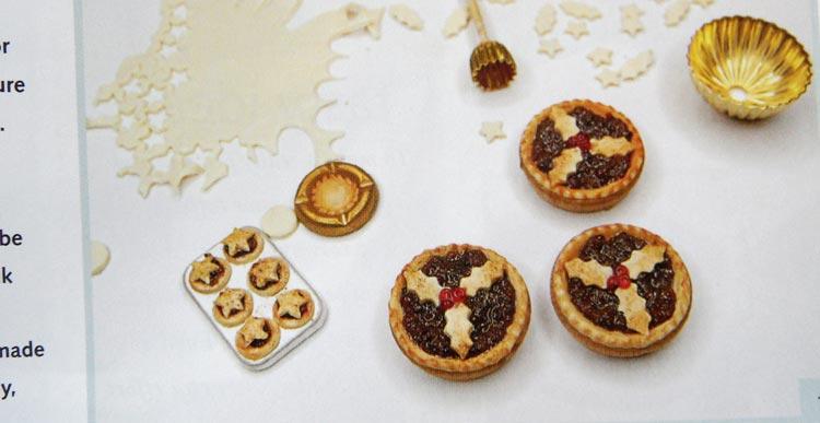 Miniature Food Masterclass - baking in miniature