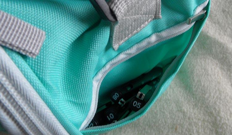 Togood Marker Storage Bag - side pocket