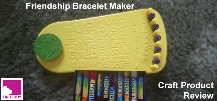 Prism Choose Friendship Bracelet Maker – Travel Edition – Craft Product Review