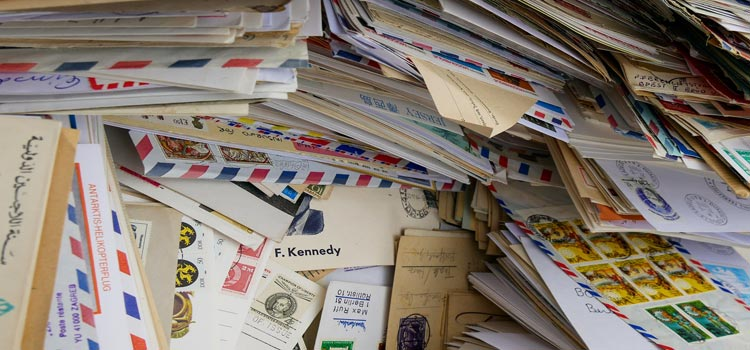 Lots of post