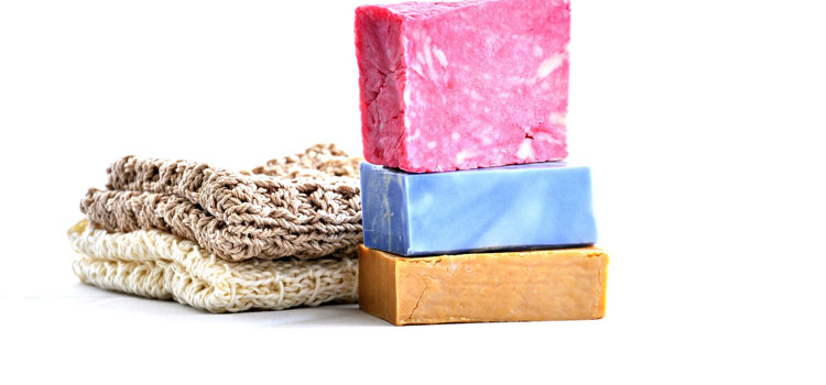 What is it? Handmade soap!