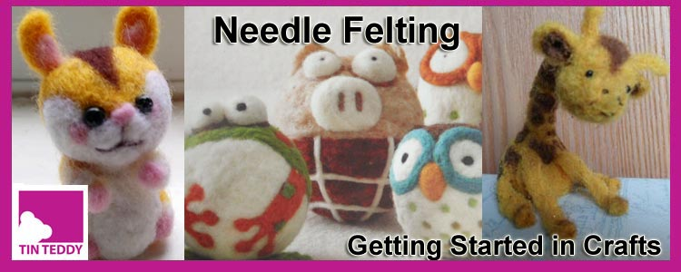 Getting Started with Needle Felting – What You Need to Start