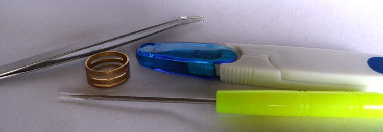 Useful Needle Felting Tools