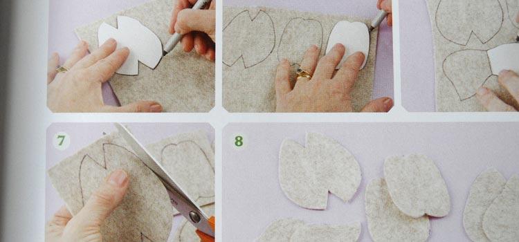 How To Sew Little Felt Animals 2