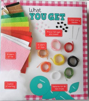 Klutz Sew Mini Treats Review
