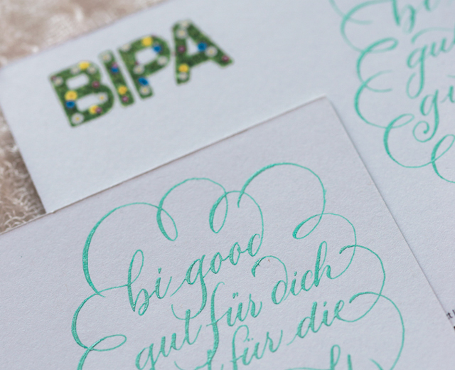 bipa event kalligraphie