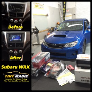 Car Stereo Installation at Tint Magic Window Tinting serving Coral Springs, Parkland, Tamarac, Coconut Creek, Sunrise, Weston, Deerfield Beach, Lauderhill, Margate